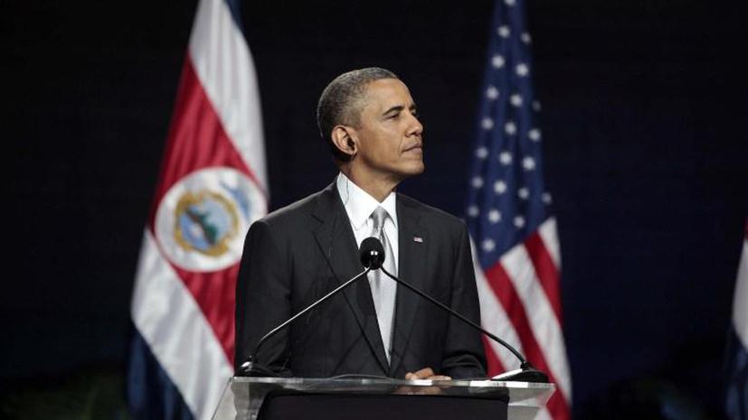 Обама не намерен вводить войска в Сирию