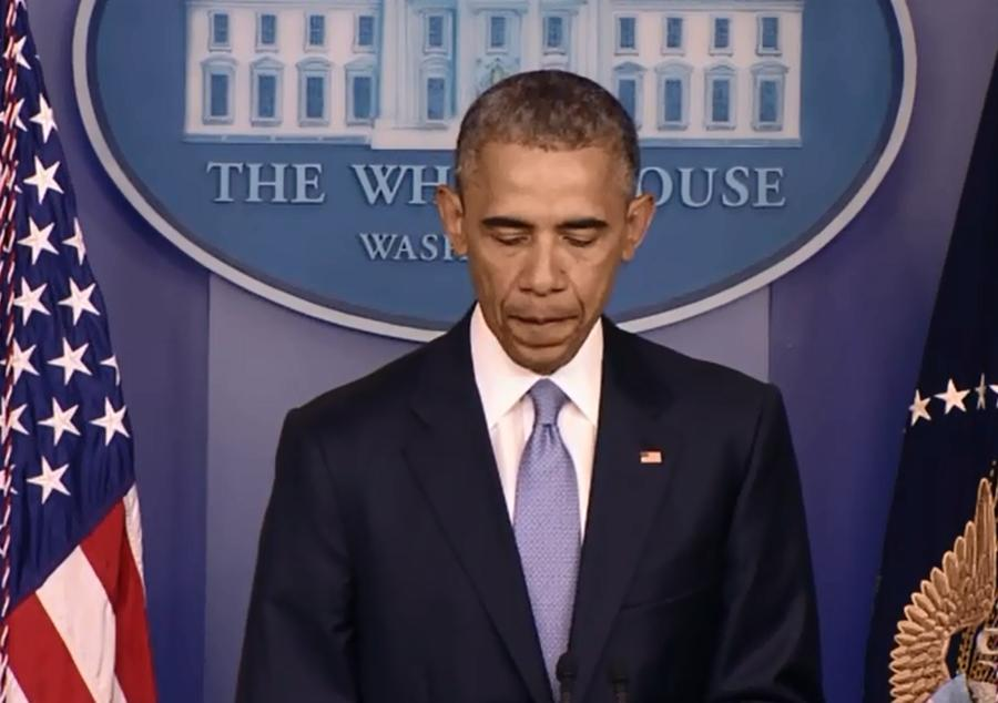 Барак Обама об убийстве беспилотником заложников в Пакистане: Cмертельные ошибки иногда случаются