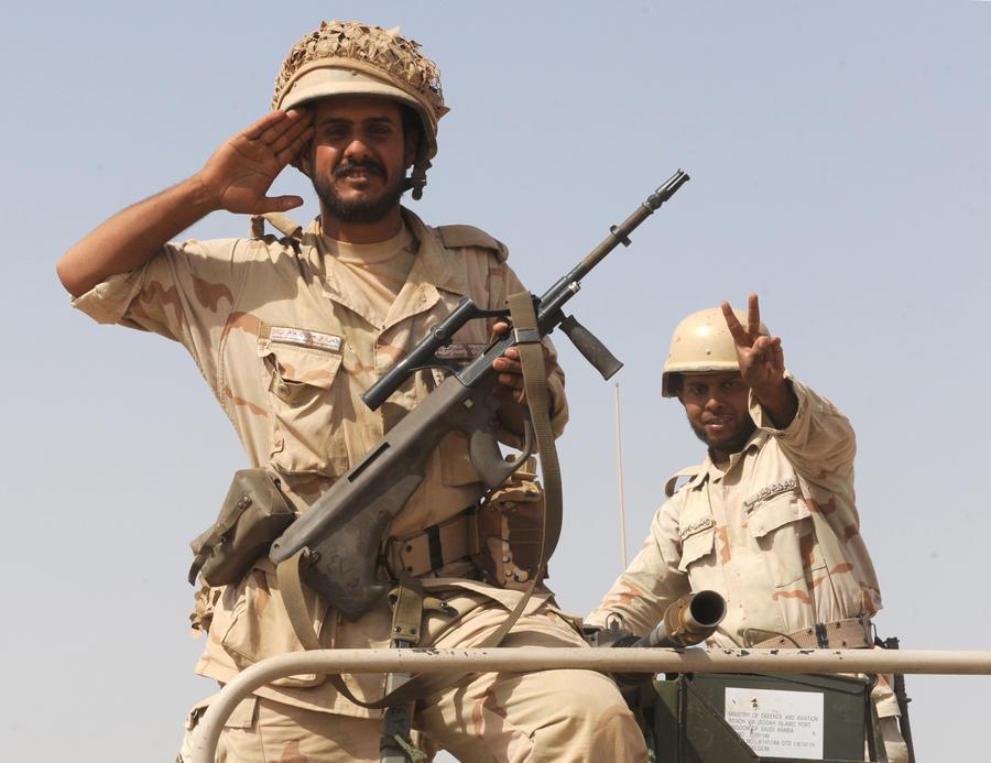 Армия Саудовской Аравии приведена в полную боевую готовность