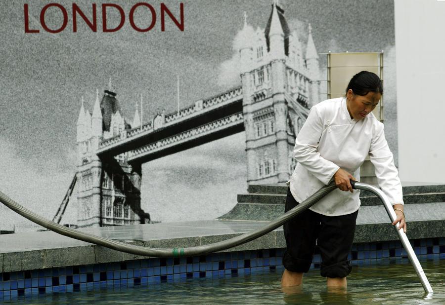 Жилье в Лондоне дешевеет из-за наводнений