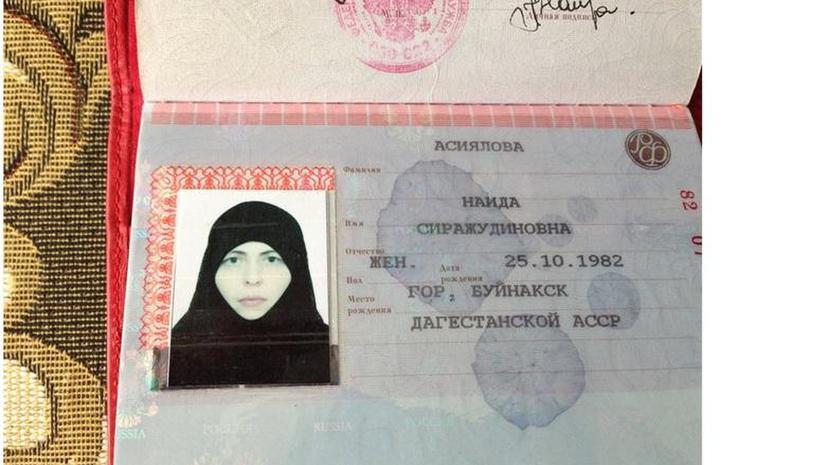 Волгоградскую террористку отправил на смерть её муж