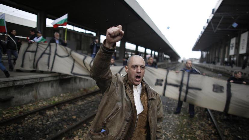 Четвертый за последний месяц болгарин поджег себя