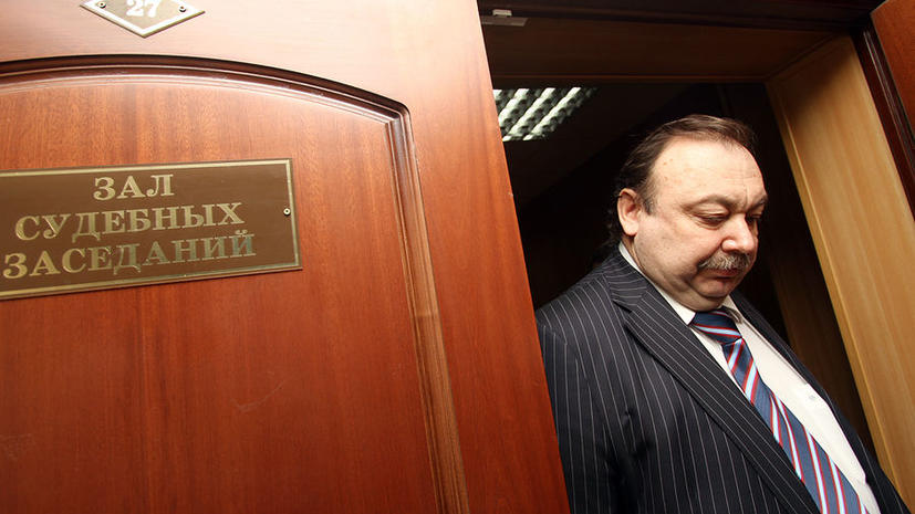 Верховный суд РФ признал законным лишение Гудкова депутатского мандата