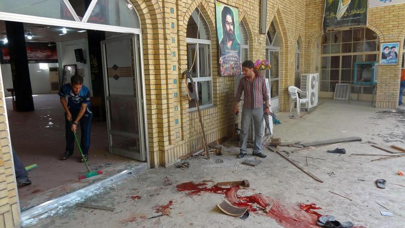 В Ираке на похоронах произошёл теракт, 22 человека погибли