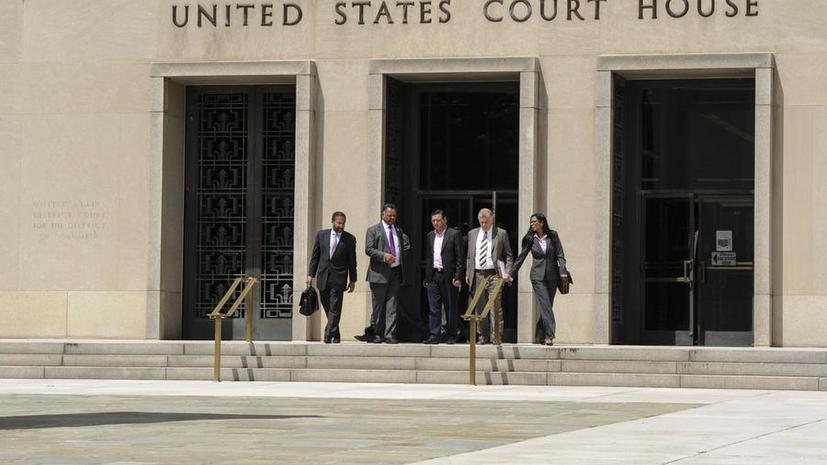 Из-за бюджетного кризиса суды в США оказались завалены нерешёнными делами