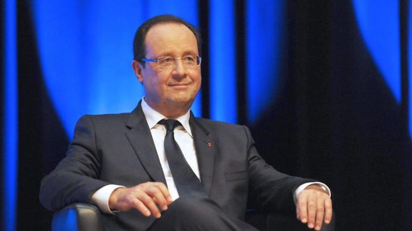 Франсуа Олланд: Франция отправит войска в Центрально-Африканскую республику в самое ближайшее время