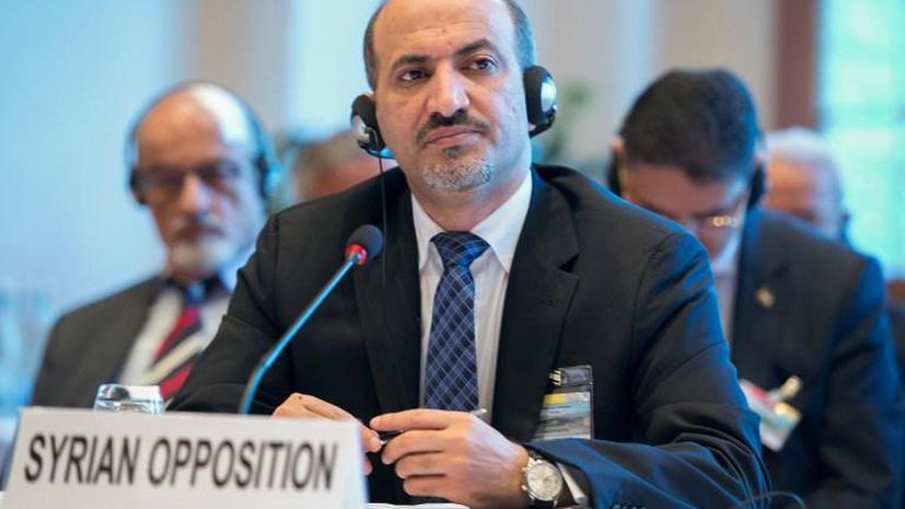 Сирийская Нацкоалиция примет участие во втором туре «Женевы-2»
