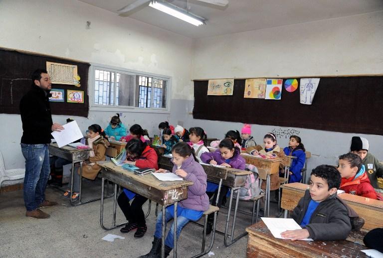 В сирийских средних школах будут изучать русский язык