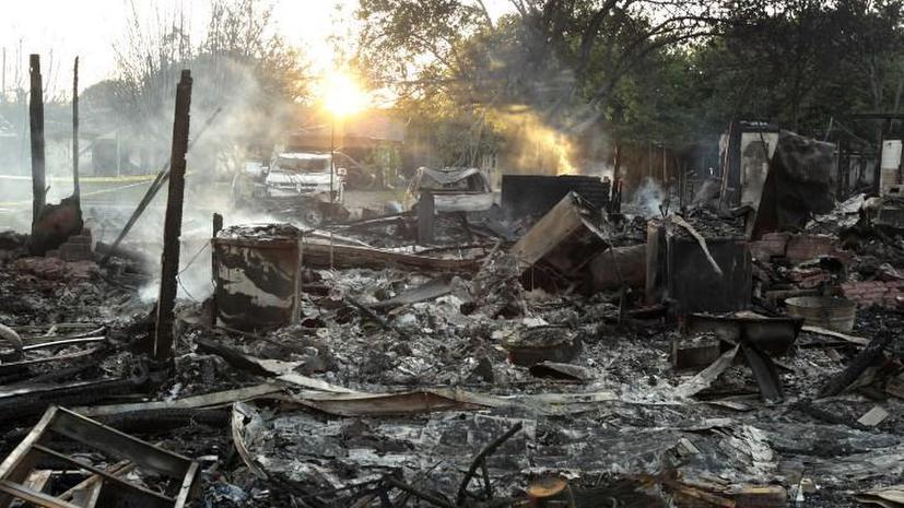 Число жертв в Техасе растет: обнаружено еще 12 тел