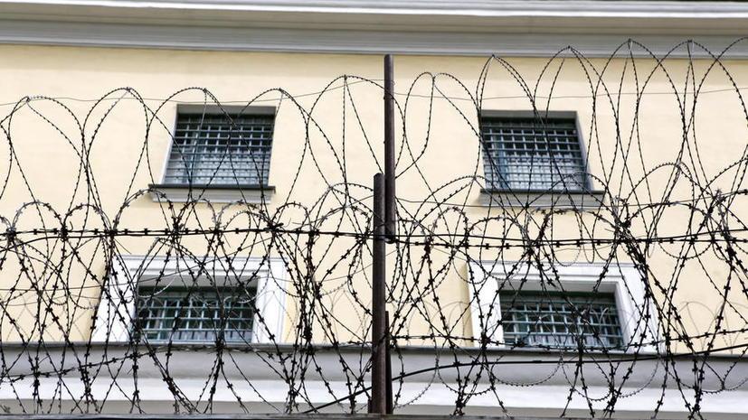 Полиция задержала преступника, сбежавшего из «Матросской тишины» через дыру в потолке