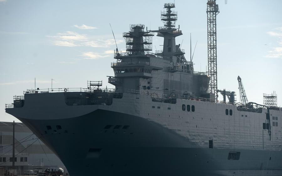 Эксперт: Франция предлагает вернуть России за «Мистрали» неприемлемую сумму