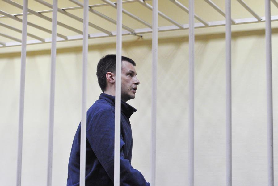 В Москве начинается процесс по делу Алексея Кабанова