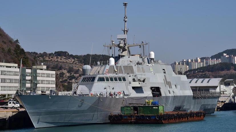 СМИ: Второй за месяц современный фрегат ВМС США стоимостью $440 млн вышел из строя