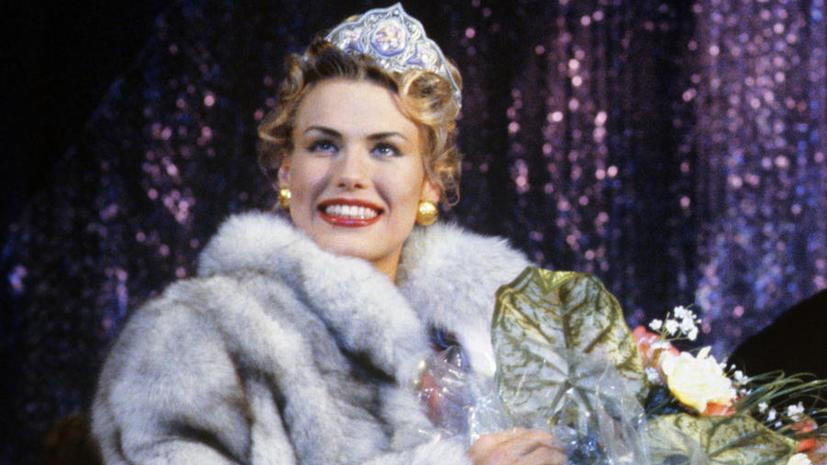 Королеве красоты из России разрешили работать в американских магазинах