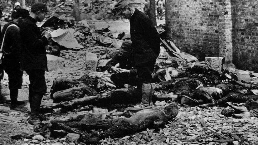 Япония: Бомбардировки Токио в 1945 году противоречат принципам гуманности