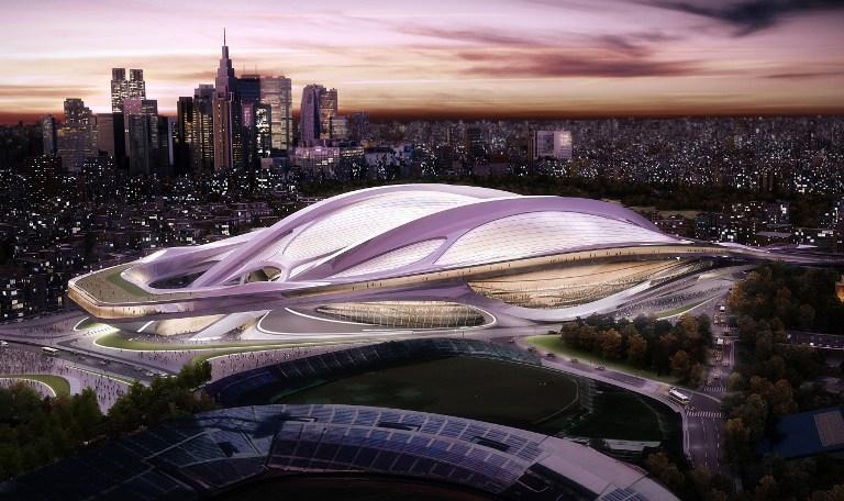 Проект олимпийского стадиона в Токио оказался слишком большим и дорогим