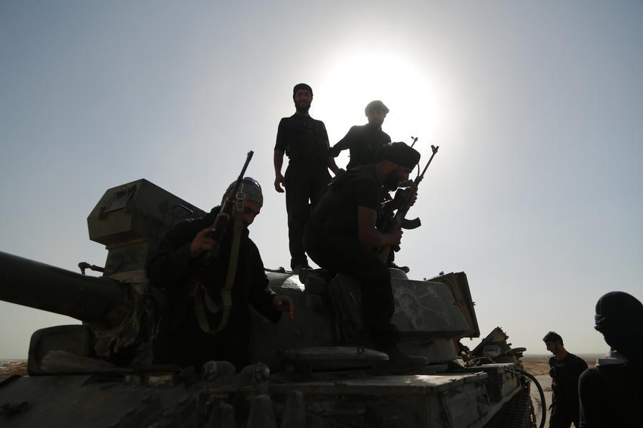 Боевики разместили в интернете видео ещё одного россиянина, возможно, похищенного в Сирии