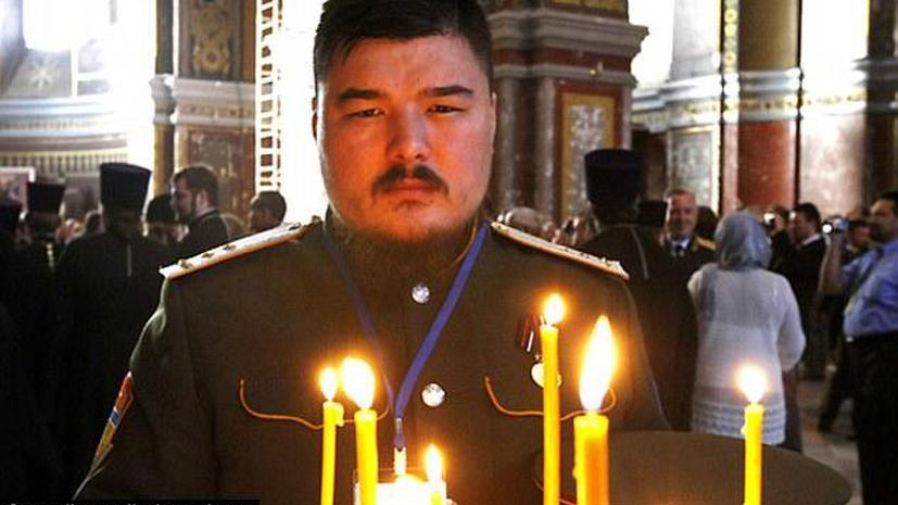СМИ: На помощь ополченцам приехал казак из Австралии