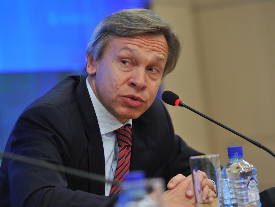 Алексей Пушков: В Конгрессе США ведётся активнейшая антироссийская пропаганда