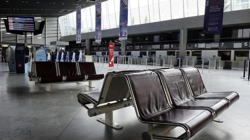Забастовка авиадиспетчеров во Франции распространилась на 11 стран Европы