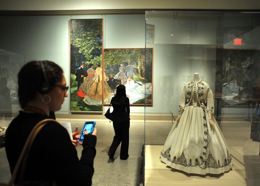 Метрополитен-музей обвиняют в намеренном обмане посетителей