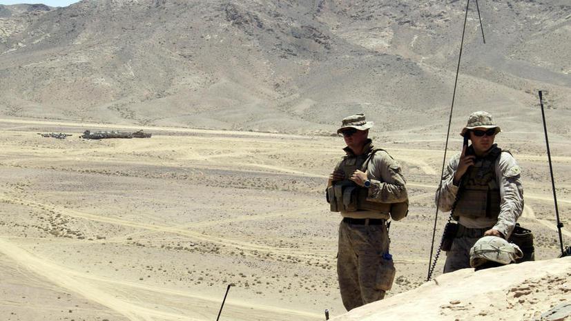 Помимо ракет и истребителей Иордания просит у США солдат