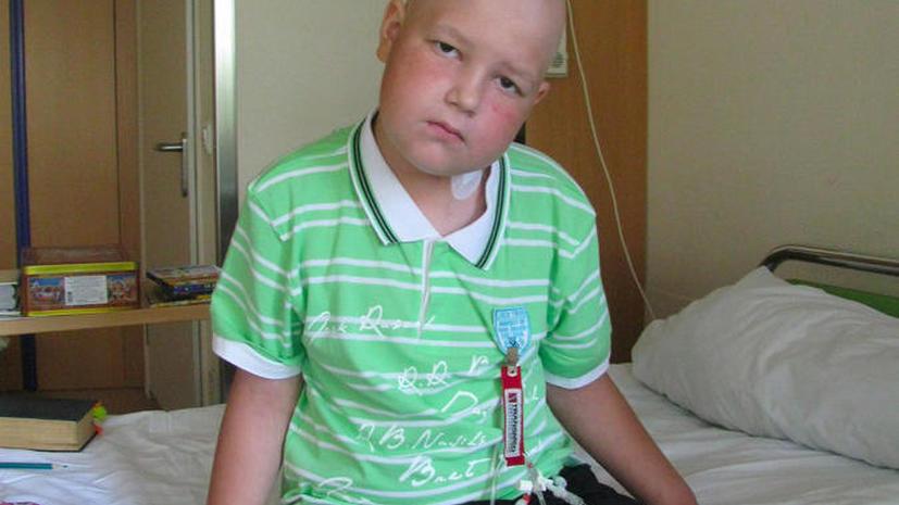 Тяжелобольного российского ребенка могут депортировать из Германии