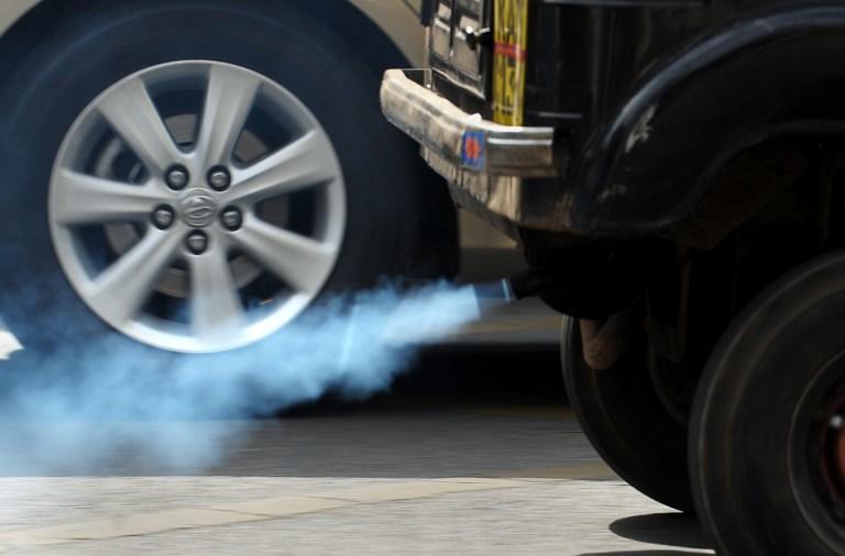 СМИ: В Великобритании могут запретить использование дизельных двигателей