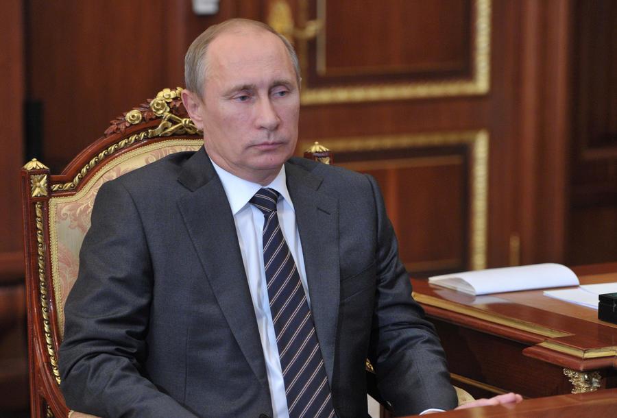 Владимир Путин подписал закон о борьбе с договорными матчами