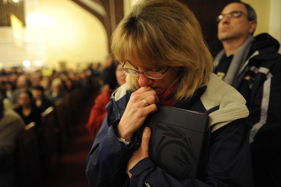 Американская учительница потеряла работу, став жертвой домашнего насилия