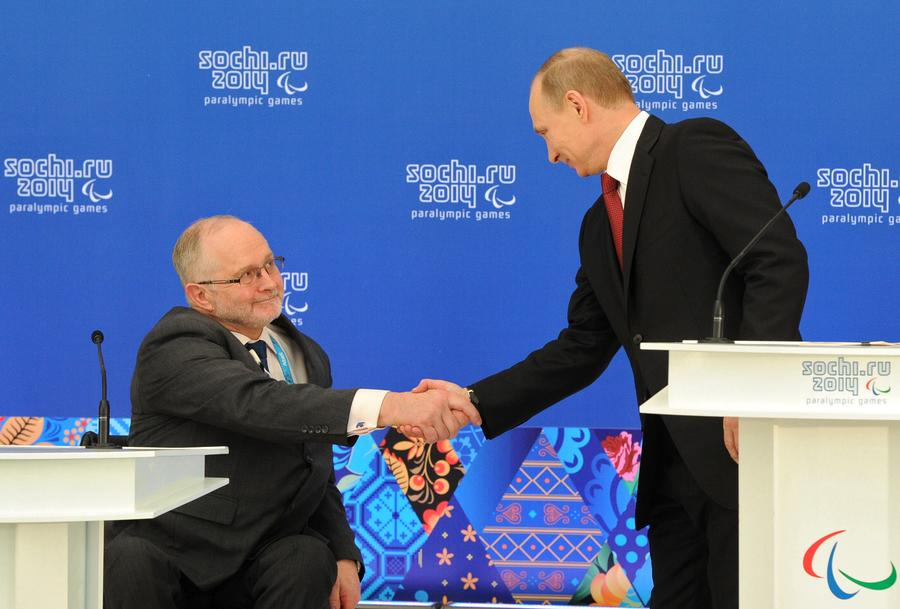 Владимир Путин: Россия с удовольствием поделится опытом проведения Игр c зарубежными коллегами