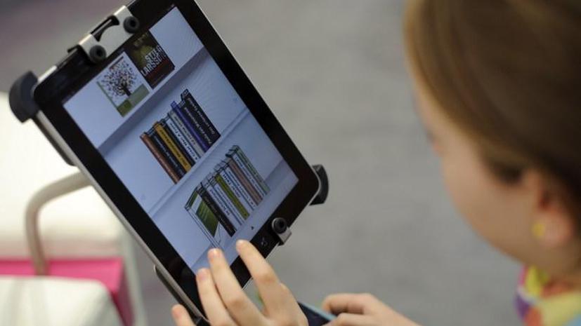 Исследование: 62% американских детей имеют доступ к электронным книгам, но не читают их