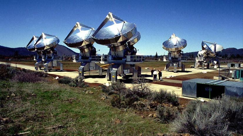 СМИ: Западные астрономы будут искать внеземные цивилизации на деньги российского миллиардера