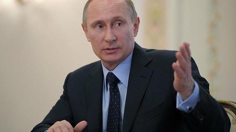 Владимир Путин: Паралимпийские состязания способны оказать самое мощное влияние на общество