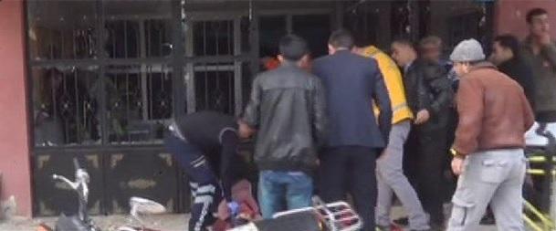 Два человека погибли в результате миномётного обстрела школы в Турции