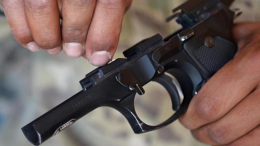 Задержаны участники стреляющей свадьбы в Москве