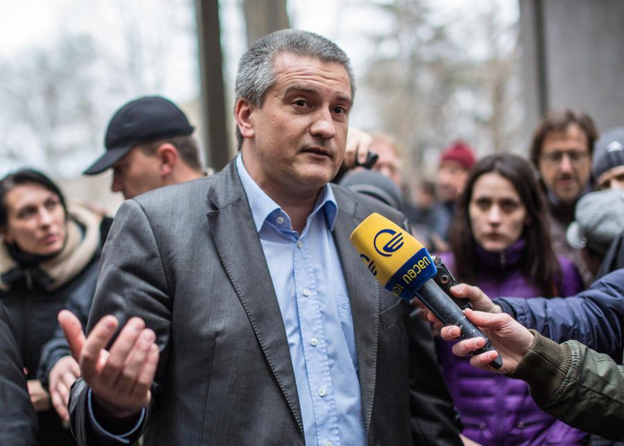 Сергей Аксёнов объявил о создании ВМС Крыма