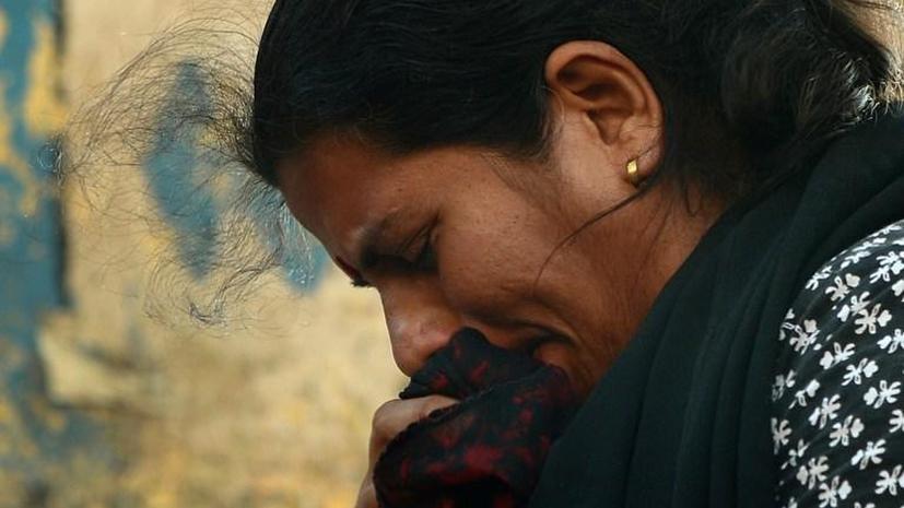 Cмерть 25 школьников вызвала ожесточённые протесты в Индии