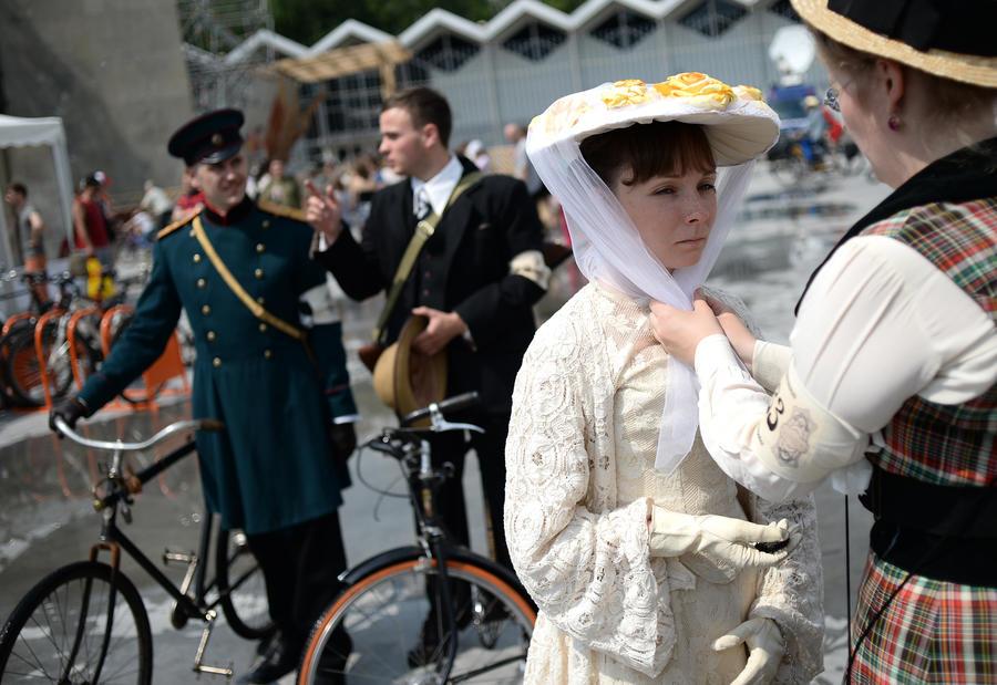 У москвичей появится возможность найти спутницу жизни на велодорожке
