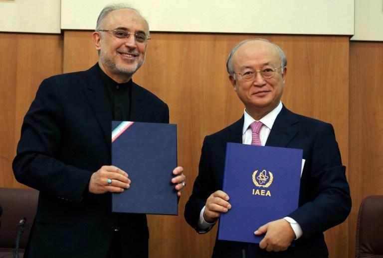 МИД России приветствует подписание заявления о сотрудничестве между Ираном и МАГАТЭ