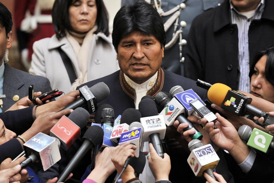 Эво Моралес сможет баллотироваться на третий срок