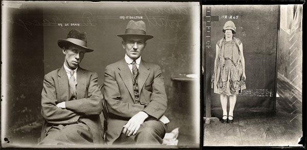 Британский сайт предлагает узнать криминальное прошлое своих предков