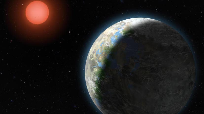 Американский астроном обнаружил планету-двойника Земли