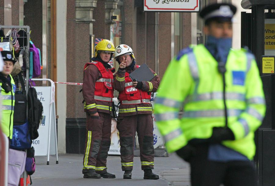 В организации взрывов у мечетей в Англии подозревают выходцев с Украины