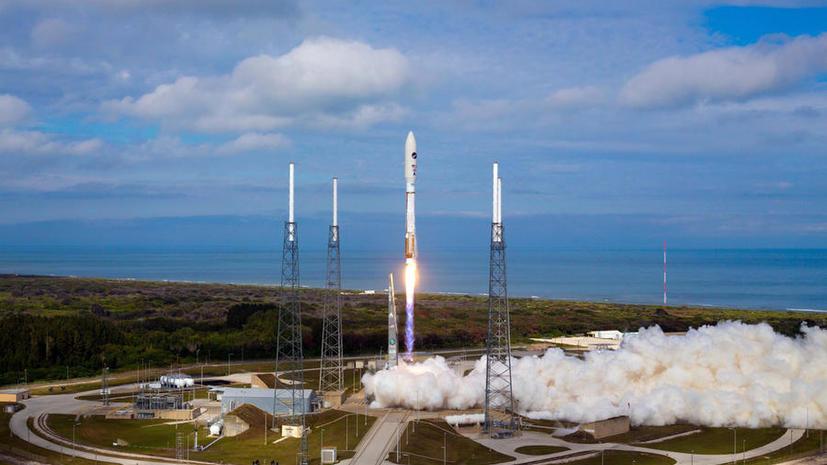 Россия может прекратить поставку ракетных двигателей в США