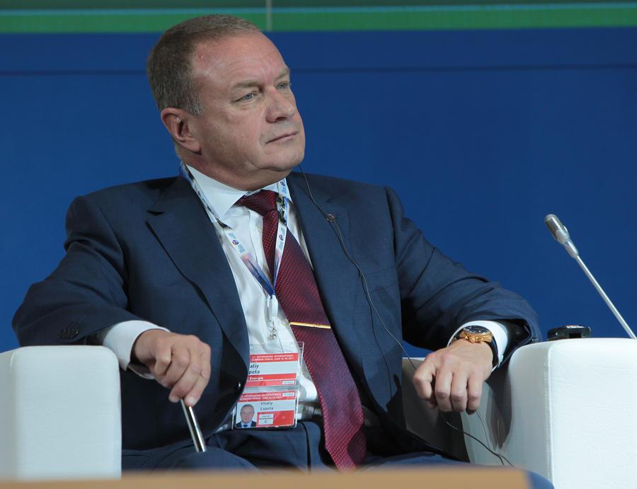Следственный комитет возбудил уголовное дело против президента РКК «Энергия» Виталия Лопоты