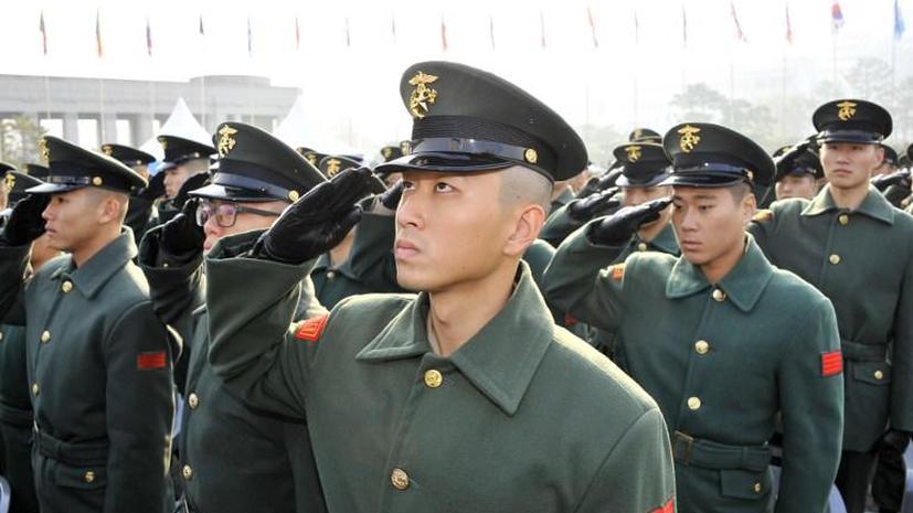 Южная Корея расширила опознавательную зону ПВО