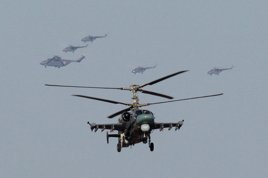 Владимир Путин даст военной авиации 5 трлн рублей на перевооружение
