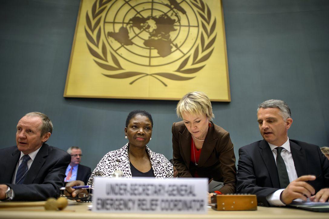 Гуманитарные миссии в Сирии не получили обещанных денег