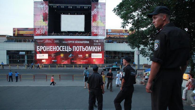 Украина отказывается от проката российских фильмов